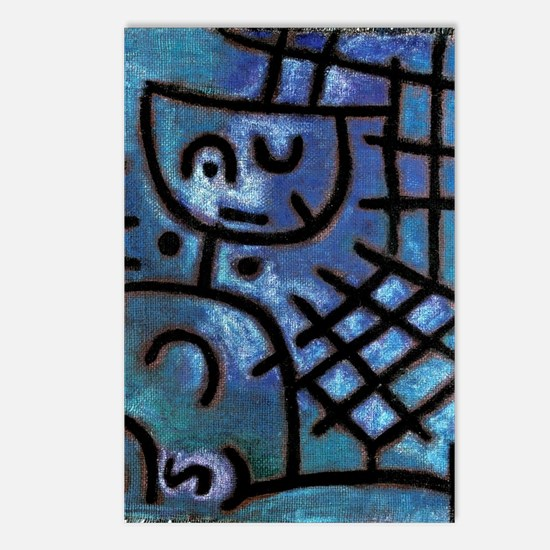 Klee - Captive Postcards (Package of 8)