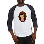 Monkey Head Baseball Jersey