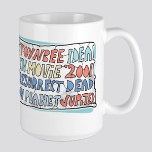 Toynbee Tiles Mugs