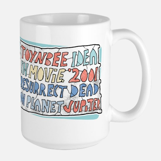 Toynbee Tiles Mugs