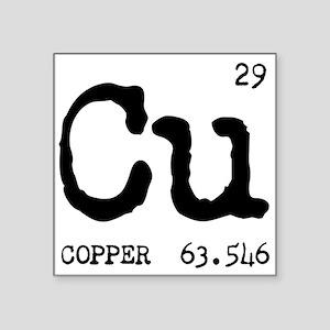copper element Sticker