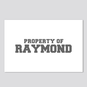 PROPERTY OF RAYMOND-Fre gray 600 Postcards (Packag