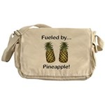 Fueled by Pineapple Messenger Bag