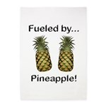 Fueled by Pineapple 5'x7'Area Rug