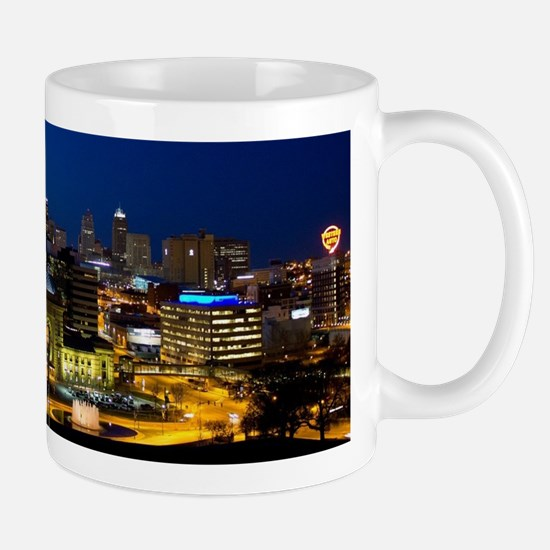 Kansas City Skyline Mug