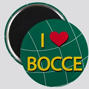 bocce-iheart Magnets