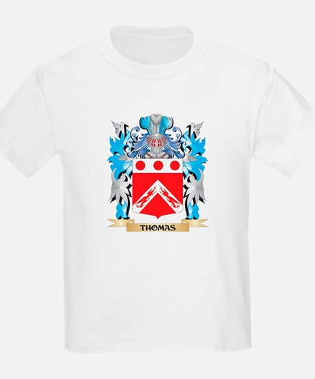 Thomas- Coat of Arms - Family Crest T-Shirt