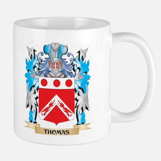 Thomas- Coat of Arms - Family Crest Mugs