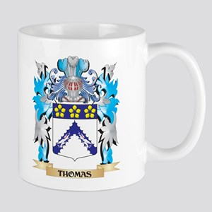 Thomas Coat of Arms - Family Crest Mugs