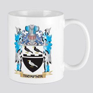 Thompson Coat of Arms - Family Crest Mugs