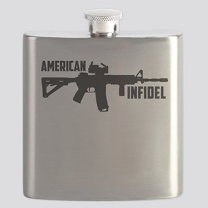 american infidel Flask