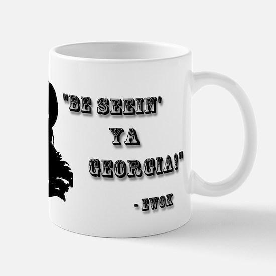 Be Seein Ya Georgia Mugs