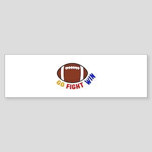 Go Fight Win Bumper Sticker