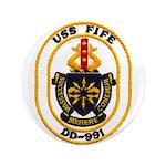 USS FIFE Button