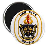 USS FIFE Magnet