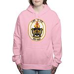 USS FIFE Women's Hooded Sweatshirt