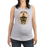 USS FIFE Maternity Tank Top