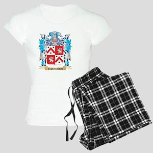 Thrasher Coat of Arms - Fam Women's Light Pajamas