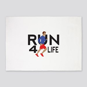run for life 5'x7'Area Rug
