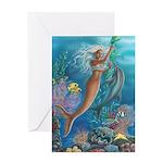 Ocean Pearl Greeting Card