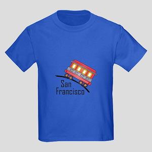 san francisco trolley T-Shirt