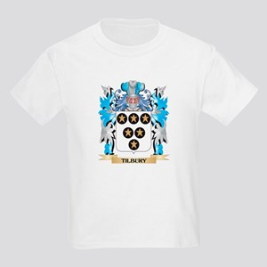 Tilbury Coat of Arms - Family Crest T-Shirt