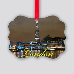 The Shard London Picture Ornament