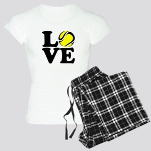 Love Tennis Women's Light Pajamas