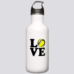 Love Tennis Stainless Water Bottle 1.0L