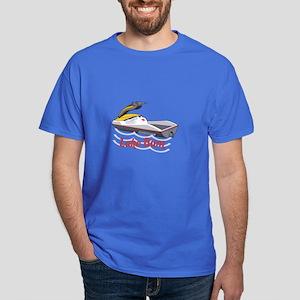 JET SKI LAKE BUM T-Shirt