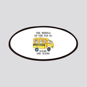 THE WHEELS ON THE BUS Patch