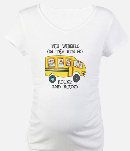 THE WHEELS ON THE BUS Shirt