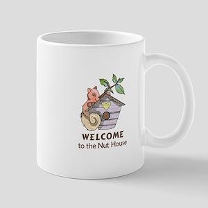 THE NUT HOUSE Mugs