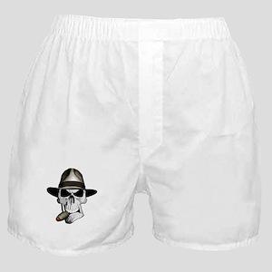 Mafia Skull Boxer Shorts
