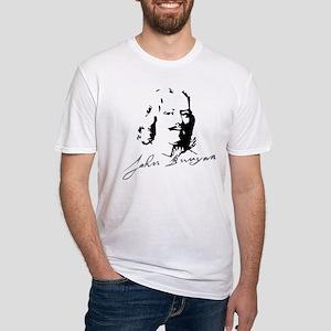 John Bunyan Portrait with Signature T-Shirt