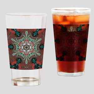Gemstones Drinking Glass