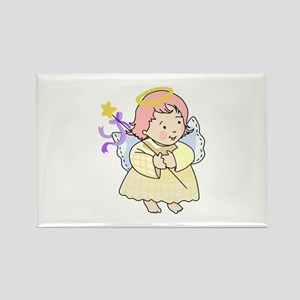 ANGEL WITH WAND Magnets
