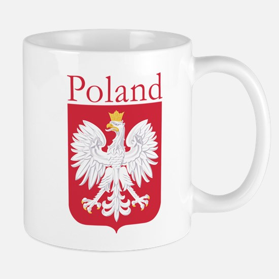 Poland White Eagle Mug