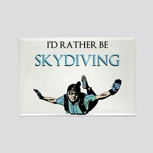 Rather Be Sky Divin... Magnets