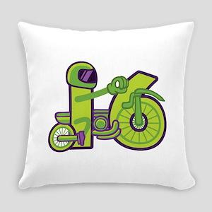 4x4=16 Everyday Pillow