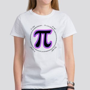 Pi Design Women's T-Shirt