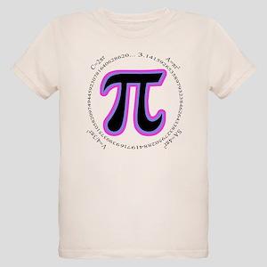 Pi Design Organic Kids T-Shirt