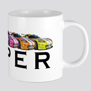 Dodge Viper Mugs
