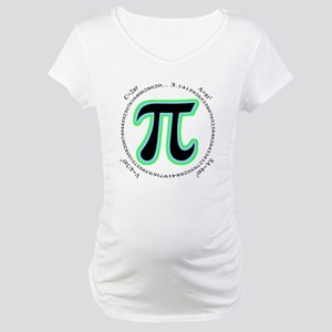 Pi Design Maternity T-Shirt