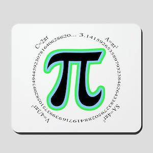 Pi Design Mousepad