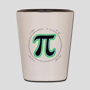 Pi Design Shot Glass
