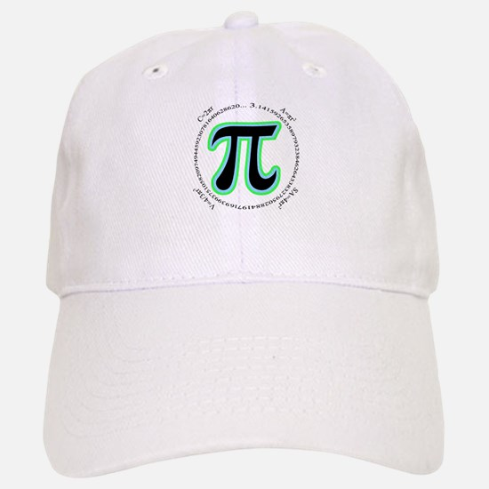 Pi Design Baseball Baseball Cap