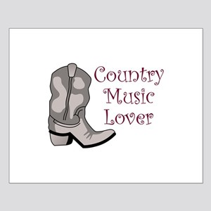 COUNTRY MUSIC LOVER Posters