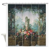 Victorian Shower Curtains
