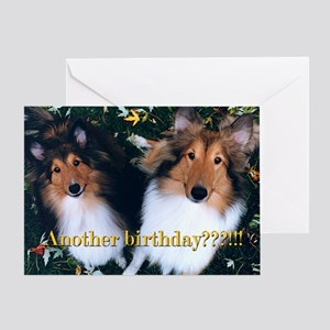 """Another Birthday?"" Card"